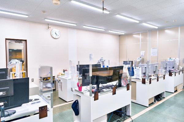CAD室の写真