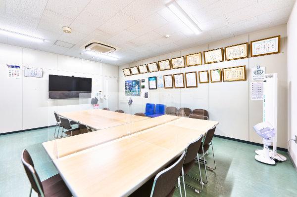 会議室・打ち合わせスペースの写真